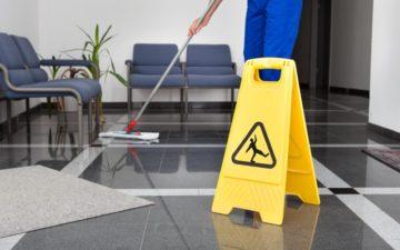 No-Dip Flat Mop System